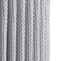 Filter made of star-pleated wire mesh